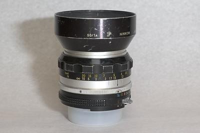 Nikon Nikkor-S 50 mm 1.4