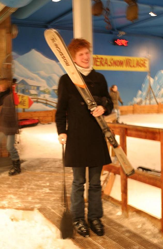 Suzanne gaat het *toch* wagen! Nog nooit eerder geskied...