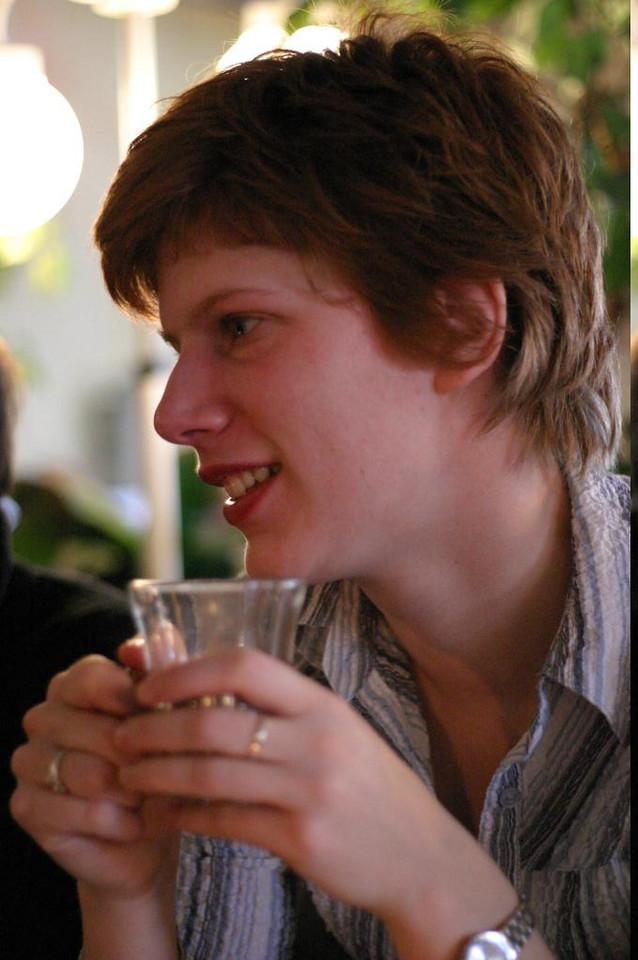 Suzanne, voorzitter 2004