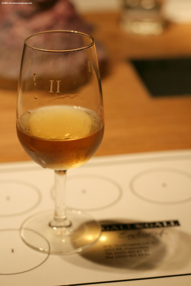 Cognac, our first glass