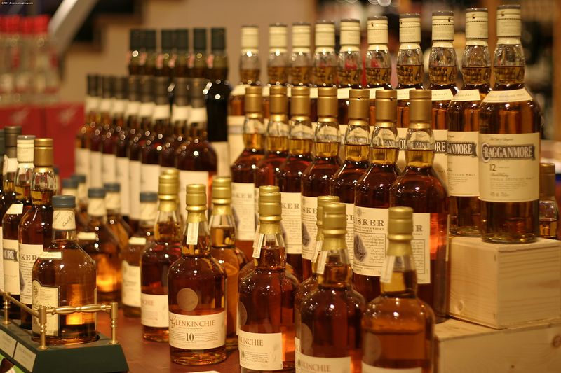 I'm an avid whiskey drinker, so cognac was going be new but familar at the same time. Talisker is one of my favorite whiskey's