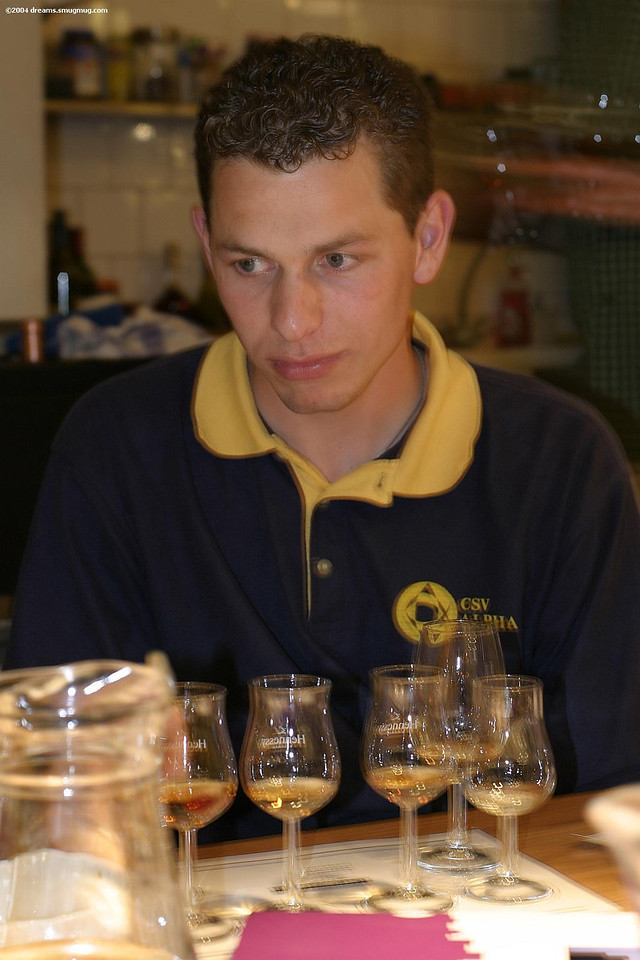 Seriously deciding which cognac tasted the best
