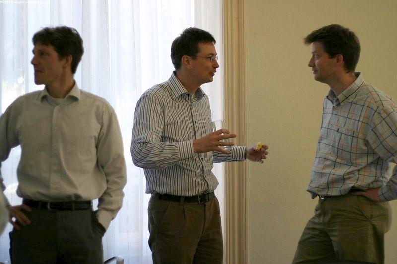 Hugo (van Topicus), Michiel en Matthijs