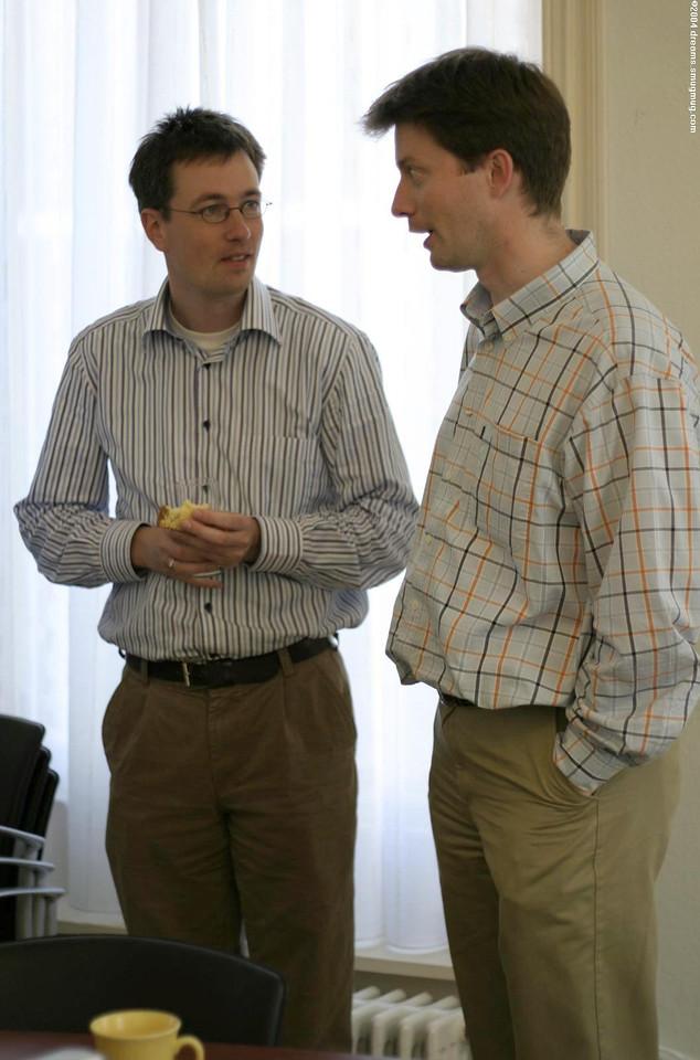 Michiel (van Topicus) en Matthijs