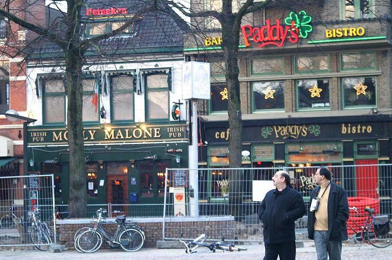 Paddy's en Malone
