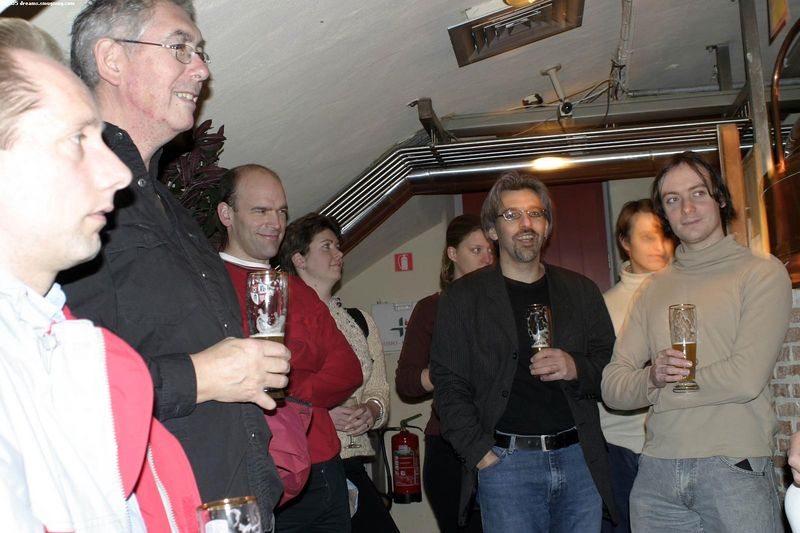 The ENIAC audience