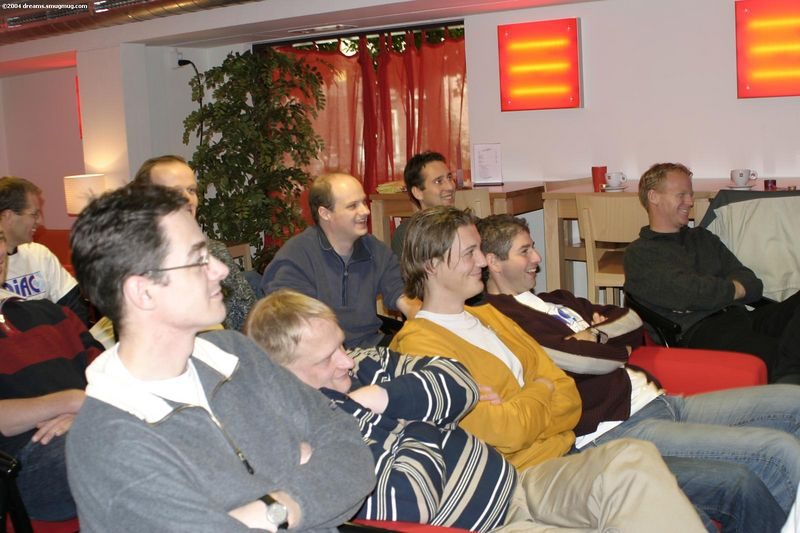 Attendees of the reunion