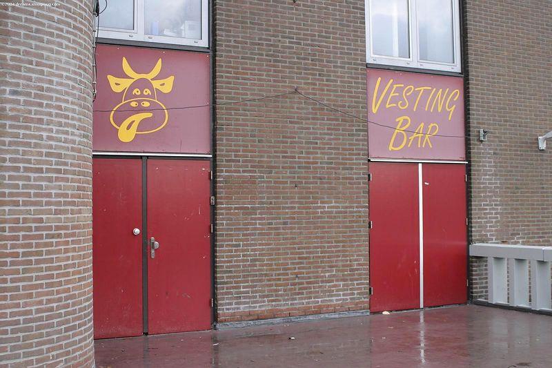De Vesting Bar!