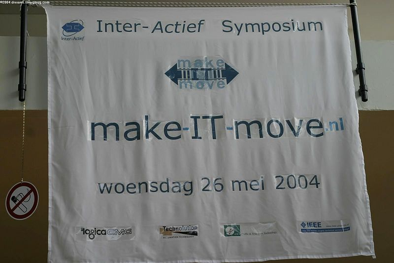 Make IT move symposium banner