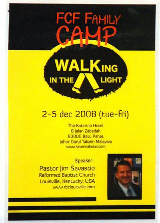 FCF Family Camp 2008