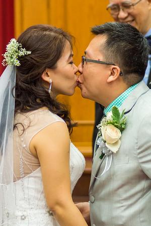 Steven & Likuan Wedding Jan 2017