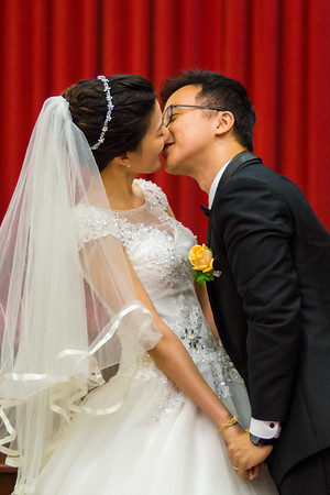 Jianqi Serene Wedding