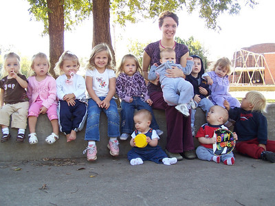 FUMC Children (Fall 2007)