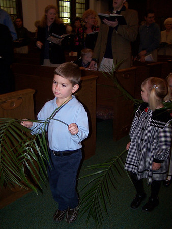 FUMC Palm Sunday 2008
