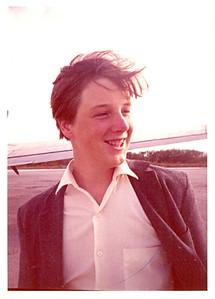 John Sweney 1969, Age 12