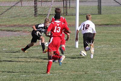 Firelands Boys Soccer 2013