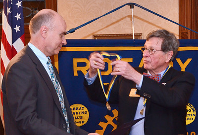 Fitchburg Rotary Club Awards
