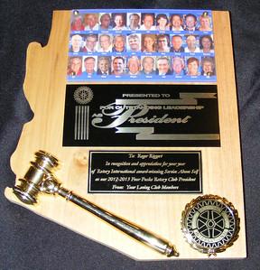 Roger's Award