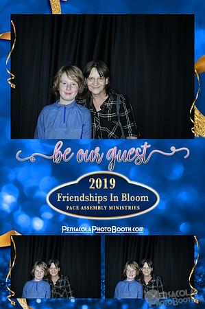 Friendships in Bloom 5-3-2019