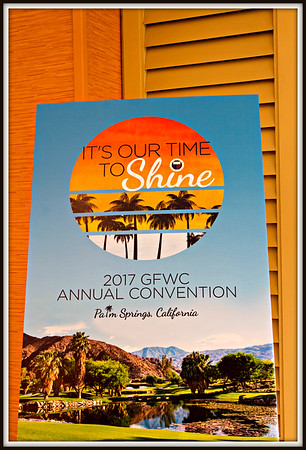 GFWC Convention Palm Desert 2017