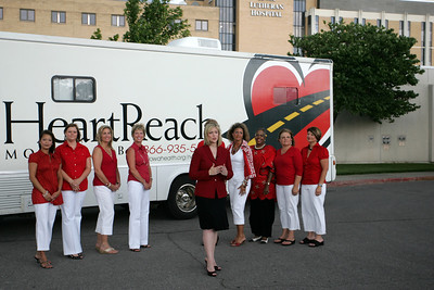 Go Red for Women 6/23/2009