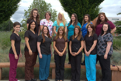 2013 BTC Dental Assistant Graduates