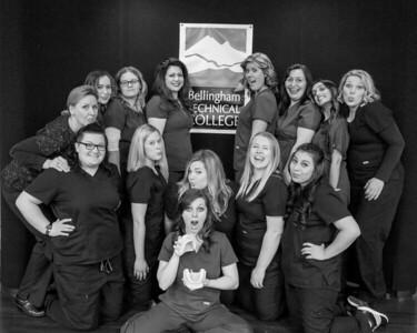 2017 BTC Dental Assistant Spring Graduation