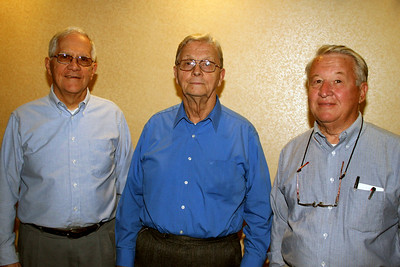 "Dick, Tuck, and Lowell, all responsible for the excellent presentation ""Restoration of the Swiss Captain's Watch"""