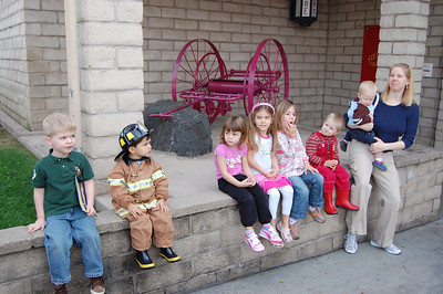 HMN Fire Station Field Trip