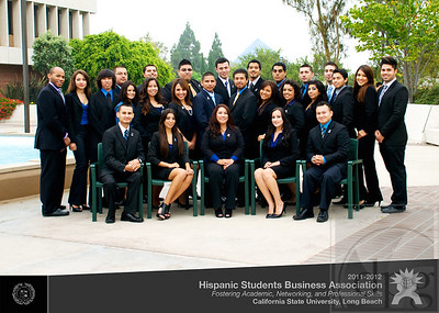 HSBA Officer Portraits