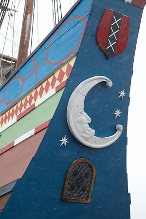 Half Moon in Lynn