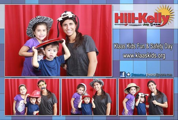 Hill-Kelly Klaas Kids Fun & Safety Day-4-11-2015