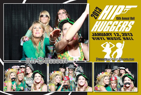 Hip Huggers Ball '13