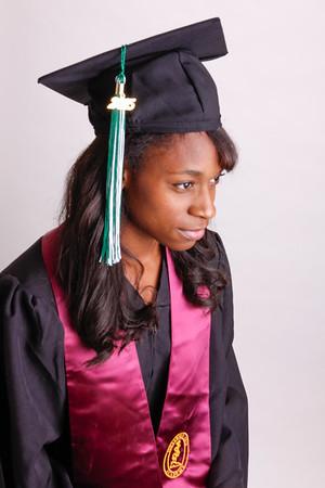 Ashley is Graduating!