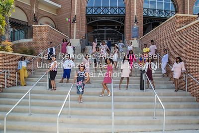 Ivies and Pearls Scholarship Luncheon Group Shots
