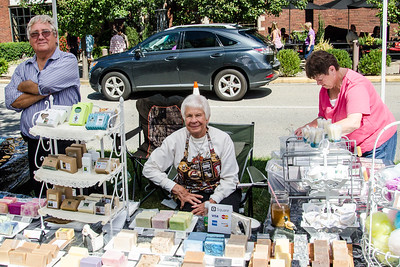 Mariemont Kiwanis Arts & Craft Fair 2016-9-11-30