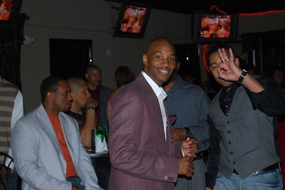 LDAC Pre-Luau Party - The Valley Bar & Bistro