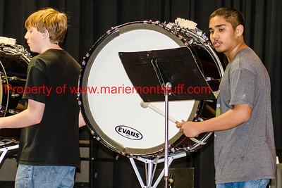 MHS Pep Band 2014-01-14-3