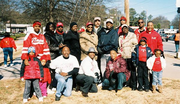 MLK March & Parade - January 2008