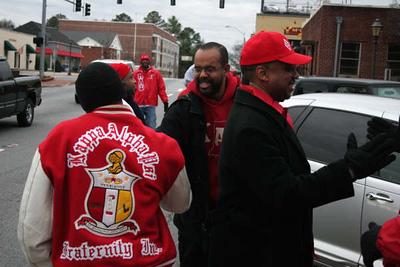 MLK March & Parade - January 2009