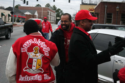 MLK March & Parade - January 2009