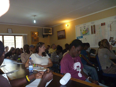 Malawi - Jonathan's Mission Trip July 2011