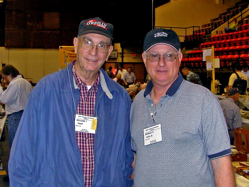 Bill and Don