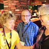 Judy Herz Meredith, Roy Bebedek, and Terry Bloom Edelstein