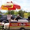 Mr. V's food truck