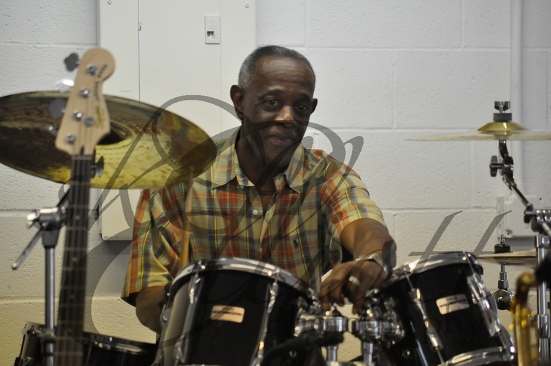 "Greg ""Underdog"" Williams, Drums"