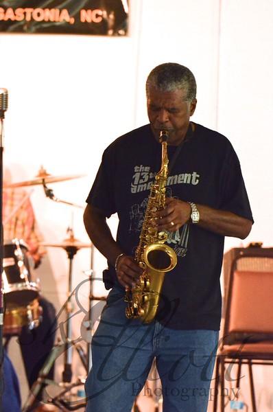 Norvan Daniel, Saxaphone, and Flute