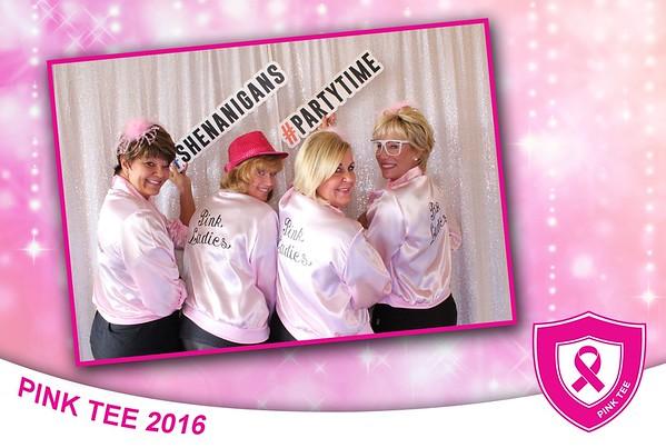 Pink Tee 2016