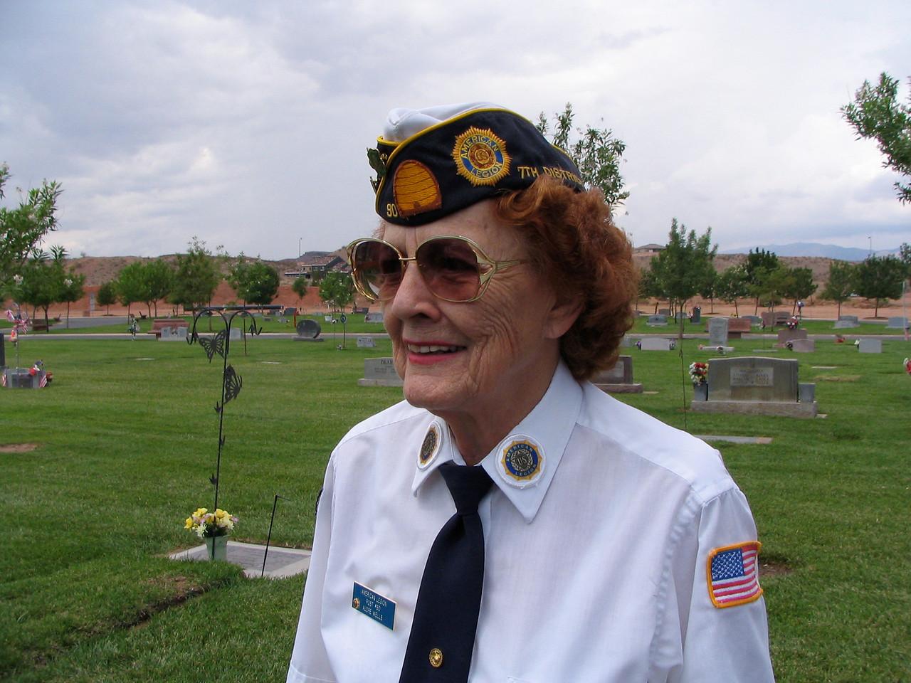 #1 Legionnaire, Audrey Wells, 2007
