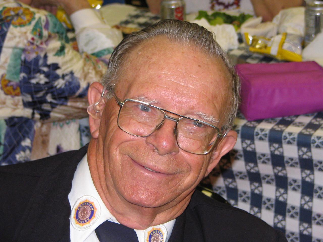 Lloyd Beardsley, Area Commander.
